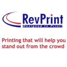 Revprint advert